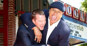LL Cool J and Chris O'Donnell