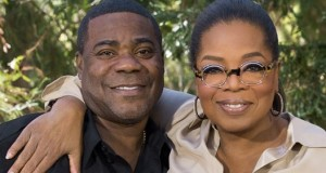Tracy Morgan and Oprah