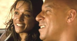 Vin Diesel and Michelle Rodriguez (2)